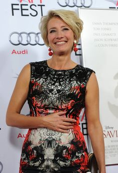 Emma Thompson Photos Photos - Actress Emma Thompson attends the premiere of Walt Disney Pictures' 'Saving Mr. Banks' during AFI FEST 2013 presented by Audi at TCL Chinese Theatre on November 7, 2013 in Hollywood, California. - 'Saving Mr. Banks' Screening in Hollywood — Part 4