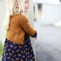 This is how I want to dress my daughter (and I also kindof want to live in Norway).  -KWA