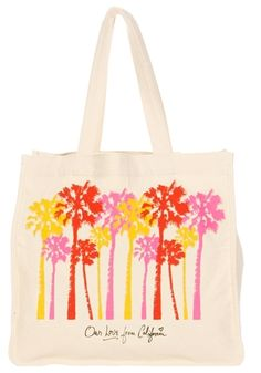 RON HERMAN Palm Tree Limited Edition Tote