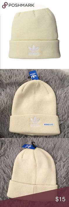 c2cacbfe63b Adidas originals trefoil II knit beanie For essential coverage and style