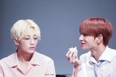 Jeonghan & Joshua 7w7 SEVENTEEN
