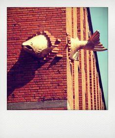 Transcendence, Keith Jellum, Salmon Street, Portland, Oregon, USA, Foto: Simor Likely