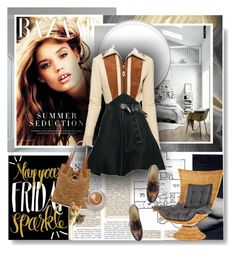 """13.11.15"" by malenafashion27 ❤ liked on Polyvore featuring Louis Vuitton, Toast, Michael Kors and Dot & Bo"