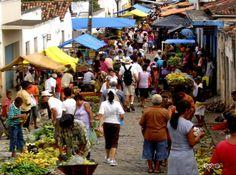 É dia de Feira em Alagoa Grande PB