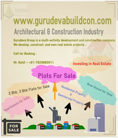 A search at Real Estate investment in India from the point of view of property income so Gurudeva group can help you.