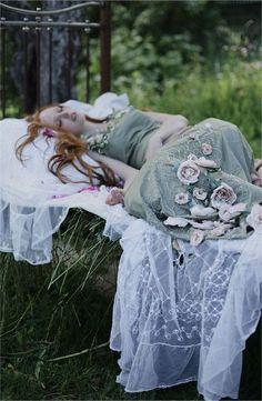 Lace ~ Olga Moskvina by Angirias