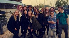 Louis at the Manchester City vs Newcastle match in Manchester today (10/3/15) (: