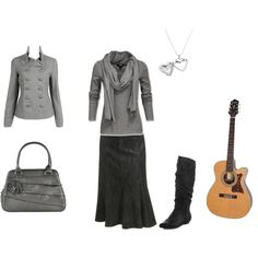church outfit but I wouldn't be using the guitar