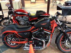 Drag Harley