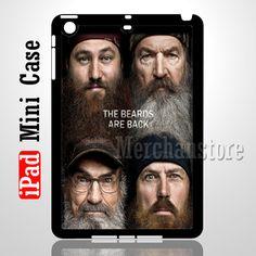 Duck Dynasty iPad Mini Case | Merchanstore - Accessories on ArtFire