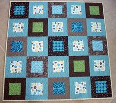 quilt patterns for babies | Pattern Baby Quilts - My Patterns