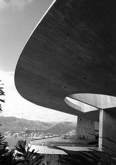 Casa Marbrisa, Acapulco: Designed by John Lautner (1973).