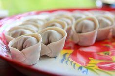 Koreaanse dumplings (mandu) uit een bijzonder kookboek