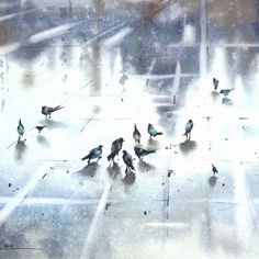 Olga Kharchenko Ukraine #art #arte #illustration #drawing #artist #sketch   #artsy #instart #instaart #instadraw #artoftheday #artstudio #watercolor   #aquarelle #abstractart #sketchbook  #instaartist #suluboya #paint #painting #fineart #finearts #акварель   #acuarela #acquerello #acuarelle #watercolorillustration #watercolorpainting #watercolour #kunst
