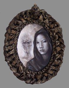 Behind You by larkin-art on deviantART