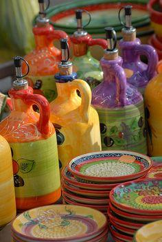 Poterie provençale, via Flickr.