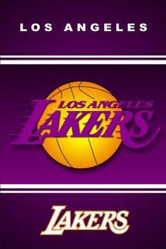 La Lakers iPhone HD Wallpaper