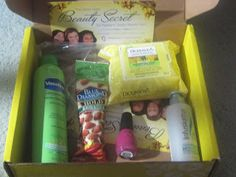 Jen's Reviews and Findings : Influenster Sunshine Voxbox Review