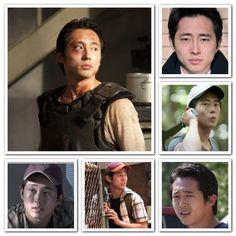 """Seizoen 1 van de """"The Walking Dead"""" : Hoofdrol voor Steven Yeun als Glenn Rhee***"""