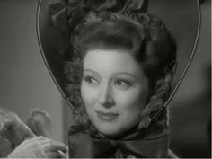 Greer Garson is great as Elizabeth Bennet.  She is just too cool in general.