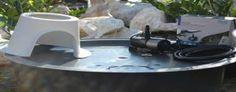 SETs 120 cm Durchmesser Water Games, Succulents, Deco