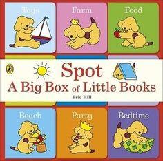 Spot: A Big Box of Little Books by Eric Hill Board Books Book