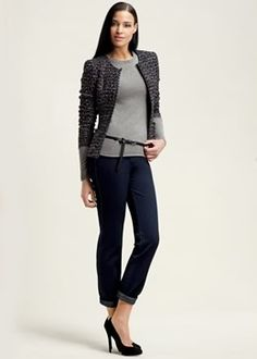 Womens Designer Clothing Outfits : Womens Complete Outfits   Lafayette 148 New York