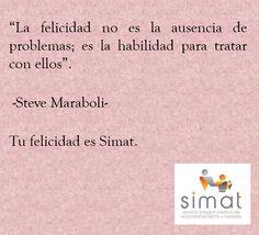 #Simat #Ecuador #Felicidad #Amor #Acompañamiento #Compañia #Tranquilidad #Paz #Vida #Salud #frase #del #día