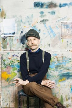 Billy Childish: musician, painter and poet - FT.com