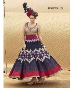 Latest Fancy Designer Gown  http://www.kmozi.com/latest-fancy-designer-gown-900