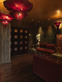 Spa Tranquility Room
