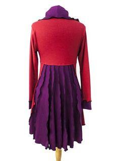 Women's coat designs by Katrin Leblond and IVKO.