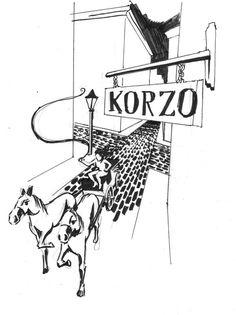 Korzo's - Slovakian deep fried burger - burger covered in Czechoslovakian bread  deep fried..!