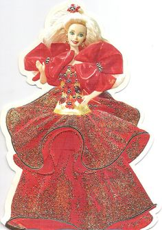 Happy Holiday Barbie Doll 1993. AHHHGGGHHH!!! I don't own this!!! WHY?!