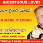 The Tatted Blogger: Saul Goodman Played by Bob Odenkirk Will Be back in a Breaking Bad Spinoff