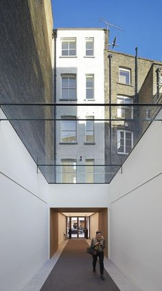 GLOBAL HEADQUARTERS FOR BONHAMS IN MAYFAIR by Lifschutz Davidson Sandilands  http://www.archello.com/en/project/global-headquarters-bonhams-mayfair