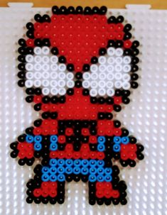 Spiderman beads #perleshama