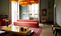 love everything, the colours, the furniture, the ligths...