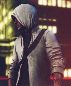 I could just be that guy you walk by on a city street. I could be someone you never look twice at. But I walk a path few could. I am Desmond Miles. I am an Assassin.