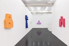 daniel boccato • an eye for an eye • installation view | Kasia Michalski Gallery 2015