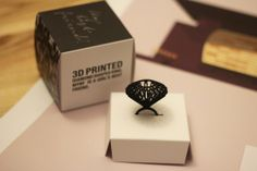 3D printed ring by maison203.com