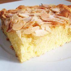 ... mit Liebe, ohne Gluten!: glutenfreier schwedischer Besuchskuchen