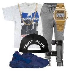 """Untitled #93"" by trillqueen34 ❤ liked on Polyvore featuring Diesel, NIKE, ASOS, American Apparel and Vans"