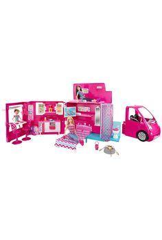 Barbie Glam Camper - Barbie Playsets   Barbie Collector
