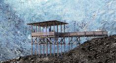 Zinc Mine Museum Project / Peter Zumthor Norway ⋆ ArchEyes