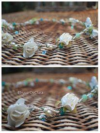 Crown, Plants, Garden, Jewelry, Headpieces, Accessories, Jewellery Making, Corona, Garten