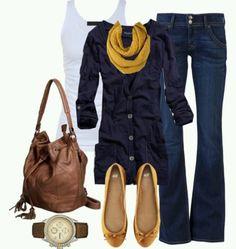 Ropa a la moda, facil de combinar, multi usos...esto si q es mi estilo q bello