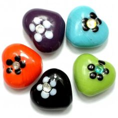 http://beadsnfashion.com/index.php?route=product%2Fproduct&path=393&product_id=1821#fancyflowrerheartbeads #fancybeads #beads
