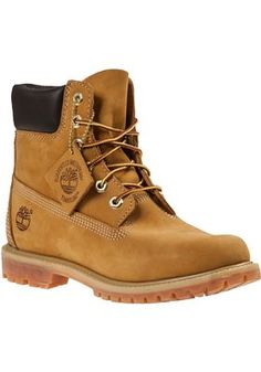 Timberland - Classic Lace-up Boot Wheat Leather