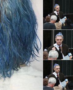 NEW | Mystery Solved! Evan Peters has Blue Hair in American Horror Story, Season 7! Follow rickysturn/evan-peters